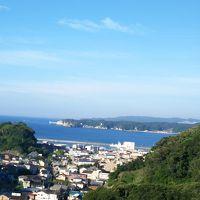 勝浦海中公園が見えます!