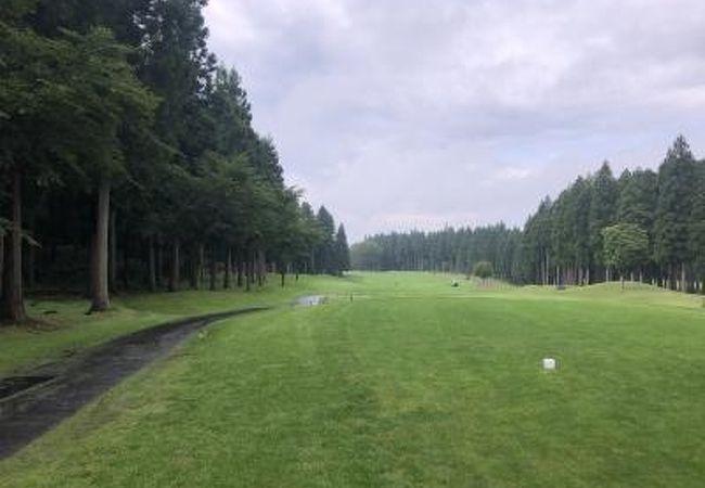 みちのく国際ゴルフ倶楽部