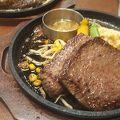 ステーキもハンバーグも肉が美味い かつボリュームたっぷり いつも満足 お薦めのお店