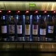 バーデガ ワイン バー
