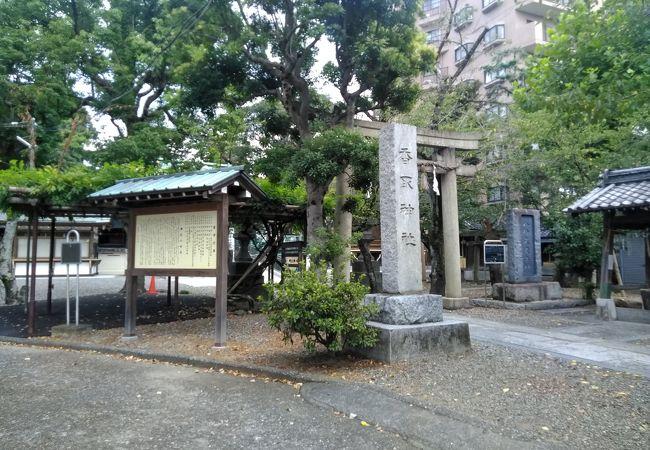 新小岩厄除 香取神社