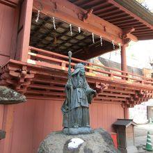 榛名神社 神楽殿