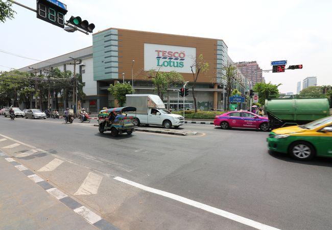テスコ ロータス (ラマ1世店)