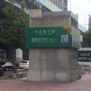 台北地下街