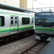 横浜線か京浜東北線か