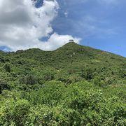 山歩きに行きました