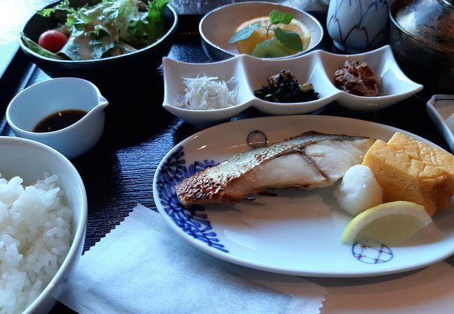 和食と洋食からの選択制