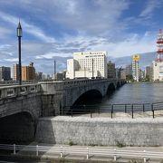 新潟市のシンボル的な橋