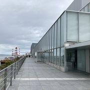 新潟のシンボル的な施設