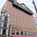 釧路駅前のビジネスホテル