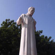 フランシスコザビエル像