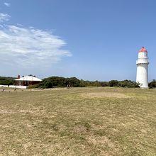 スプリット ポイント灯台