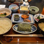シェラトン都ホテル大阪の美味しい和朝食