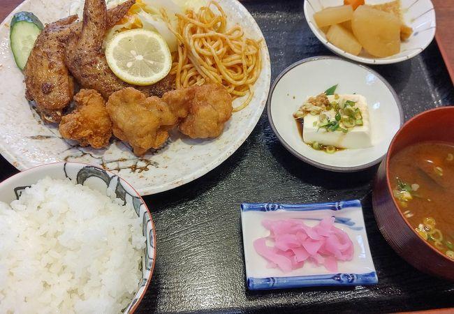 大福食堂 新川店