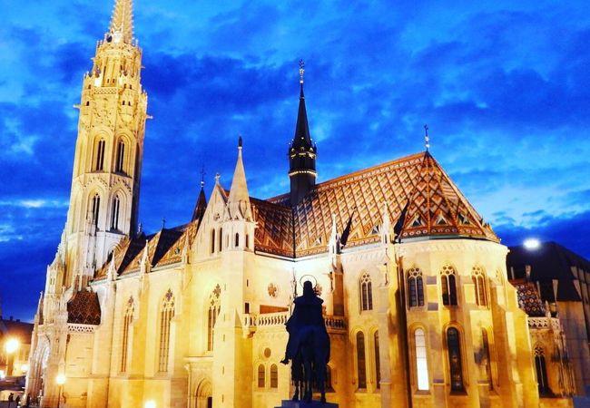 ブダペスト1番の夜景!