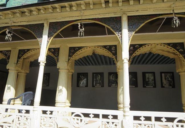 ハヌマンドカ (旧王宮)