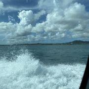 石垣島からほかの八重山諸島へはこちらで