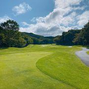 リゾートゴルフ