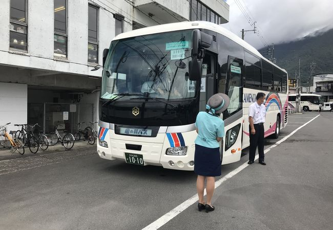 路線バス (亀の井バス)