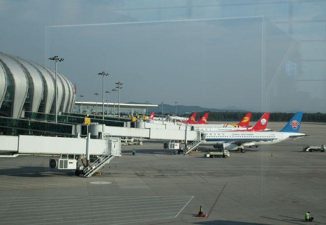 瀋陽桃仙国際空港 (SHE)