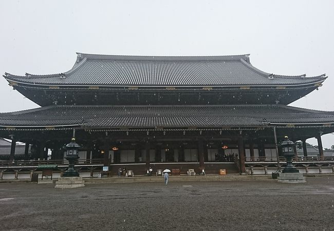 世界最大級の木造建築物