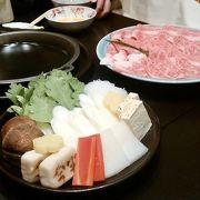 福岡で関東風すき焼き