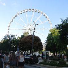 エリジェーベト広場