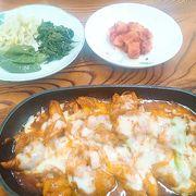 韓国料理とお惣菜のお店