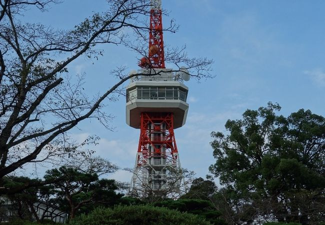 東京タワーに似ている印象でした
