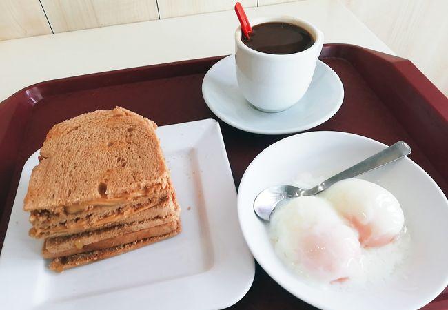 ヤクン カヤトースト (クラークキー セントラル店)