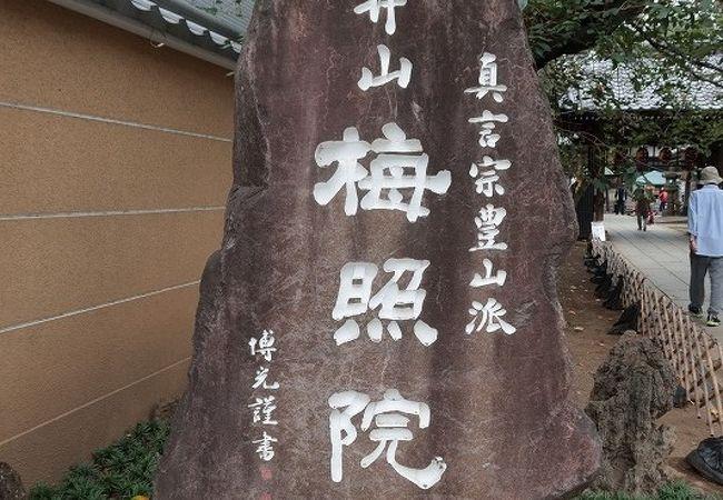 新井薬師梅照院