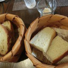 パン(2種類)