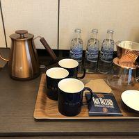 コーヒーは猿田彦と共同開発のものでした。