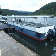 浦内川を船で観光