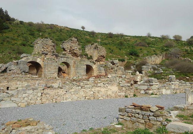 ヴァリウスの浴場