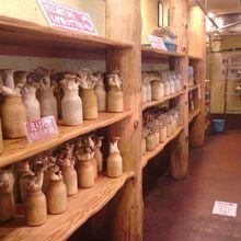 農産物直売所ではキノコ狩りもできます
