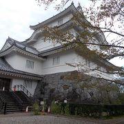 大多喜城天守閣が博物館です。