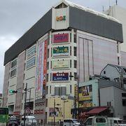 浅草の大型ショッピングモール