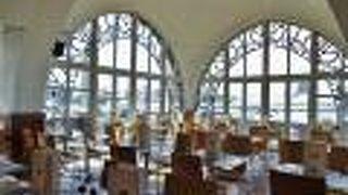 ミン(楽器博物館内レストラン)