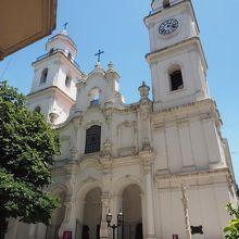 サン イグナシオ教会