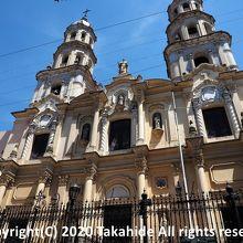サン ペドロ ゴンザレス テルモ教会