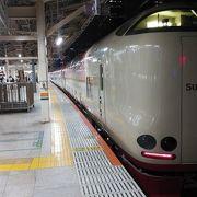 貴重な夜行列車の旅