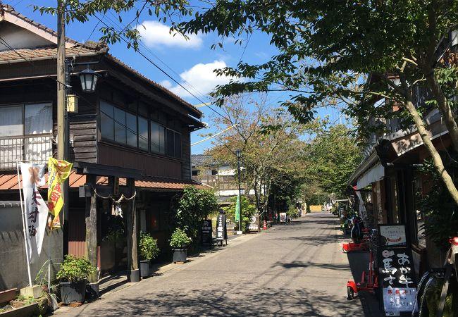 阿蘇神社門前町