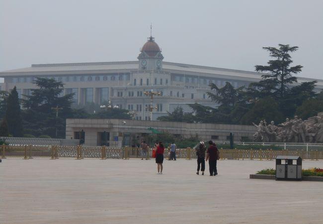 世界最大級の広場