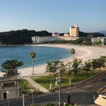 南紀白浜温泉 ホテル三楽荘