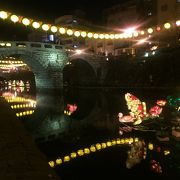 長崎中が華やぐ祭り