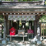 明神池のパワースポット穂高神社上高地