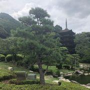 日本三名塔の1つ
