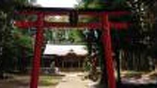 川島田日吉神社