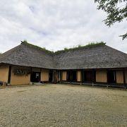 遠野伝承園の旧菊池家住宅